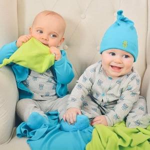 Трикотажная детская Х/Б одежда и шапки