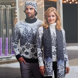 Мужская и Женская вязаная одежда