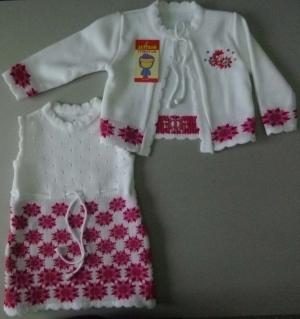 Платье без рукавов  с болерошкой 030 размер 32