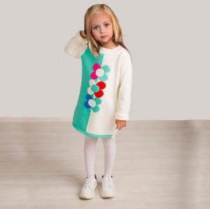 Платье «FA6046» 6-7 лет (упаковка 3 штук)
