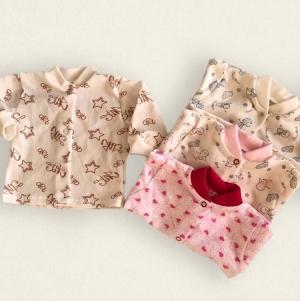 """Рубашки для малышей """"IN48"""" (хлопок + футер)"""