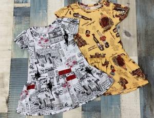 Платье детское летнее (IN120)