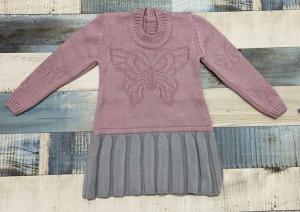 """Платье вязаное «6172"""""""
