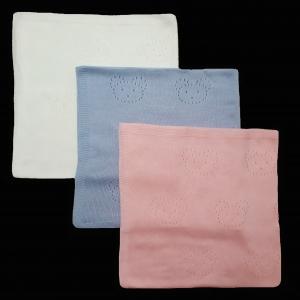 "Плед - одеяло ""Мишки"" (размер 90х90см) три нитки"