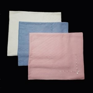 "Плед - одеяло ""Принц и принцесса"" (размер 100х100см) две нитки европряжа"