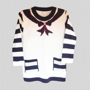 Платье «Морячка » 3-4 года
